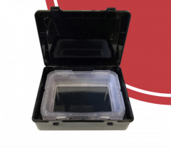 Storage case for Asiga build tray