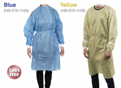 Maxi-Gard Isolation Gown (18g)