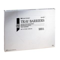 Tray Barrier