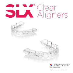 SLX Clear Aligners